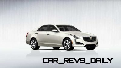 Mega Galleries - 2014 Cadillac CTS Vsport Premium15