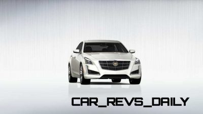 Mega Galleries - 2014 Cadillac CTS Vsport Premium17