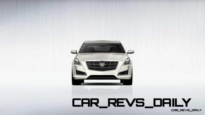 Mega Galleries - 2014 Cadillac CTS Vsport Premium18