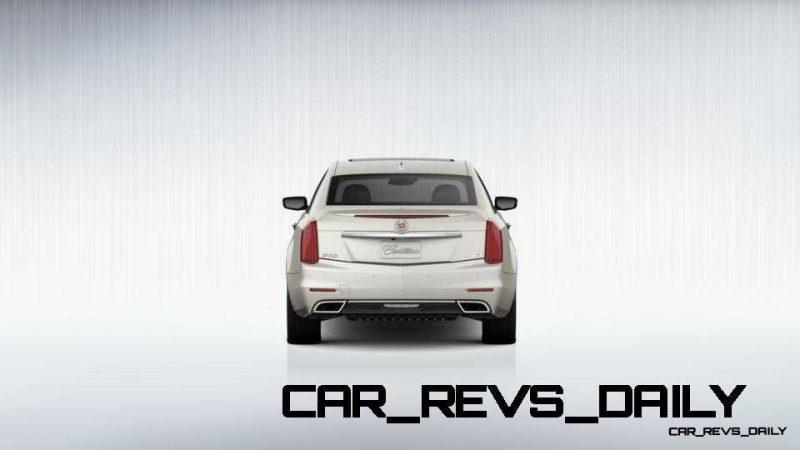Mega Galleries - 2014 Cadillac CTS Vsport Premium19