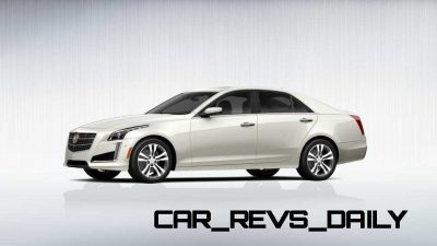 Mega Galleries - 2014 Cadillac CTS Vsport Premium20