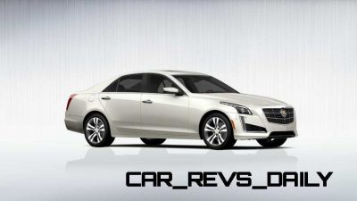 Mega Galleries - 2014 Cadillac CTS Vsport Premium21