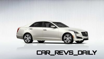 Mega Galleries - 2014 Cadillac CTS Vsport Premium22