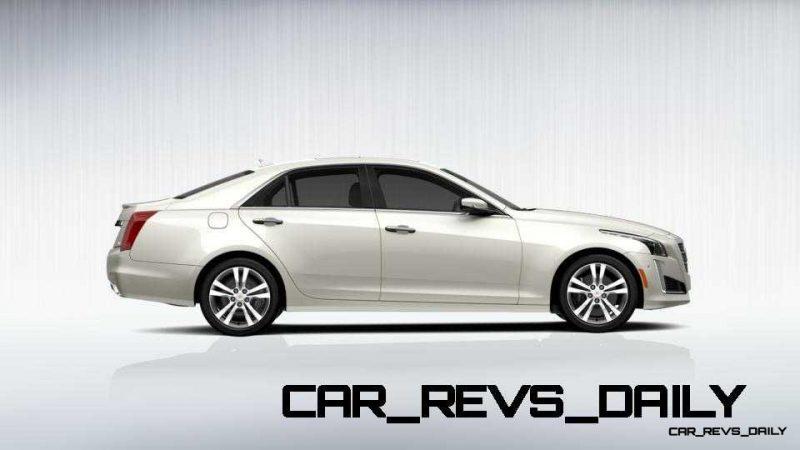 Mega Galleries - 2014 Cadillac CTS Vsport Premium23