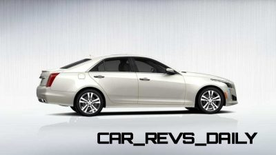 Mega Galleries - 2014 Cadillac CTS Vsport Premium24