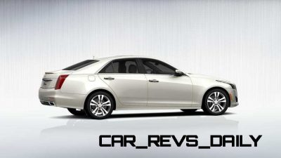 Mega Galleries - 2014 Cadillac CTS Vsport Premium25
