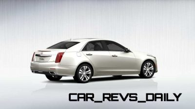 Mega Galleries - 2014 Cadillac CTS Vsport Premium26