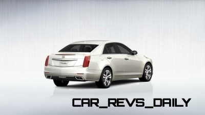 Mega Galleries - 2014 Cadillac CTS Vsport Premium27