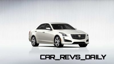 Mega Galleries - 2014 Cadillac CTS Vsport Premium28