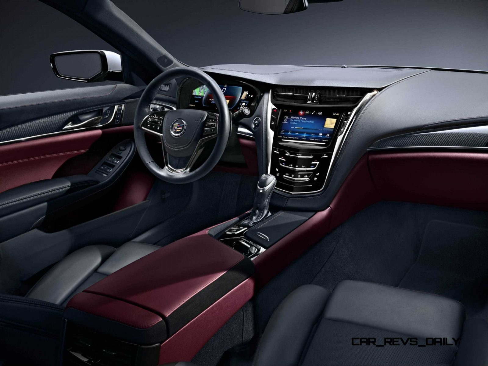 mega galleries 2014 cadillac cts vsport premium. Black Bedroom Furniture Sets. Home Design Ideas