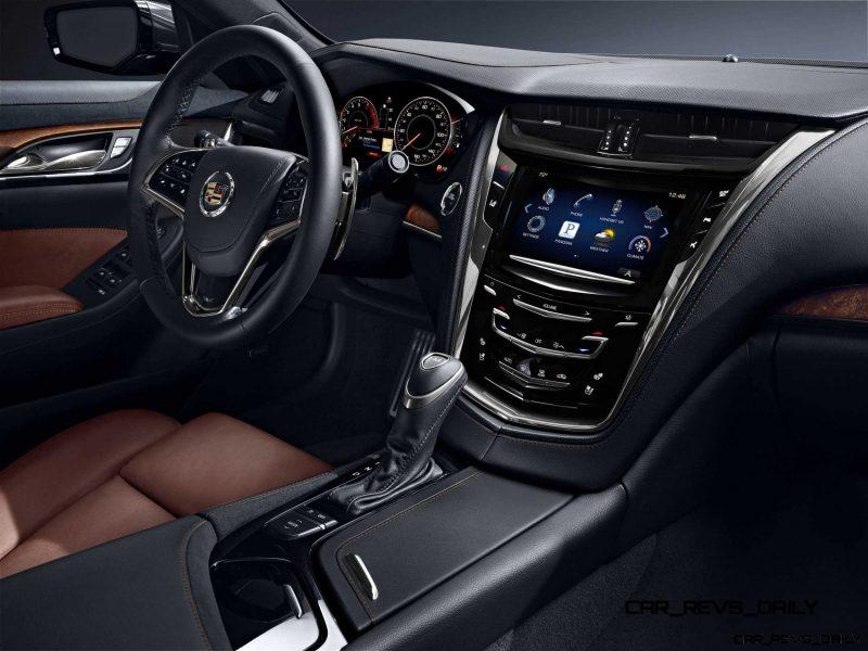 2014 Cadillac CTS