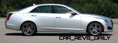 Mega Galleries - 2014 Cadillac CTS Vsport Premium57