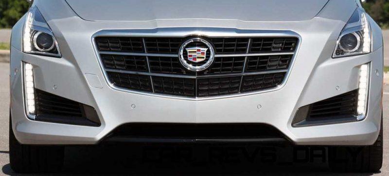 Mega Galleries - 2014 Cadillac CTS Vsport Premium62