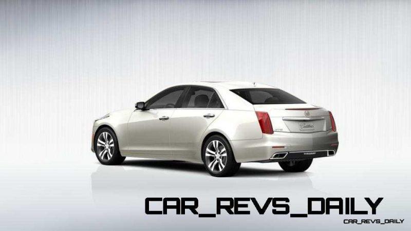 Mega Galleries - 2014 Cadillac CTS Vsport Premium8