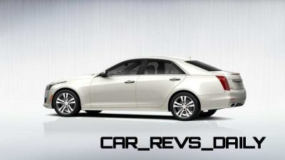 Mega Galleries - 2014 Cadillac CTS Vsport Premium9