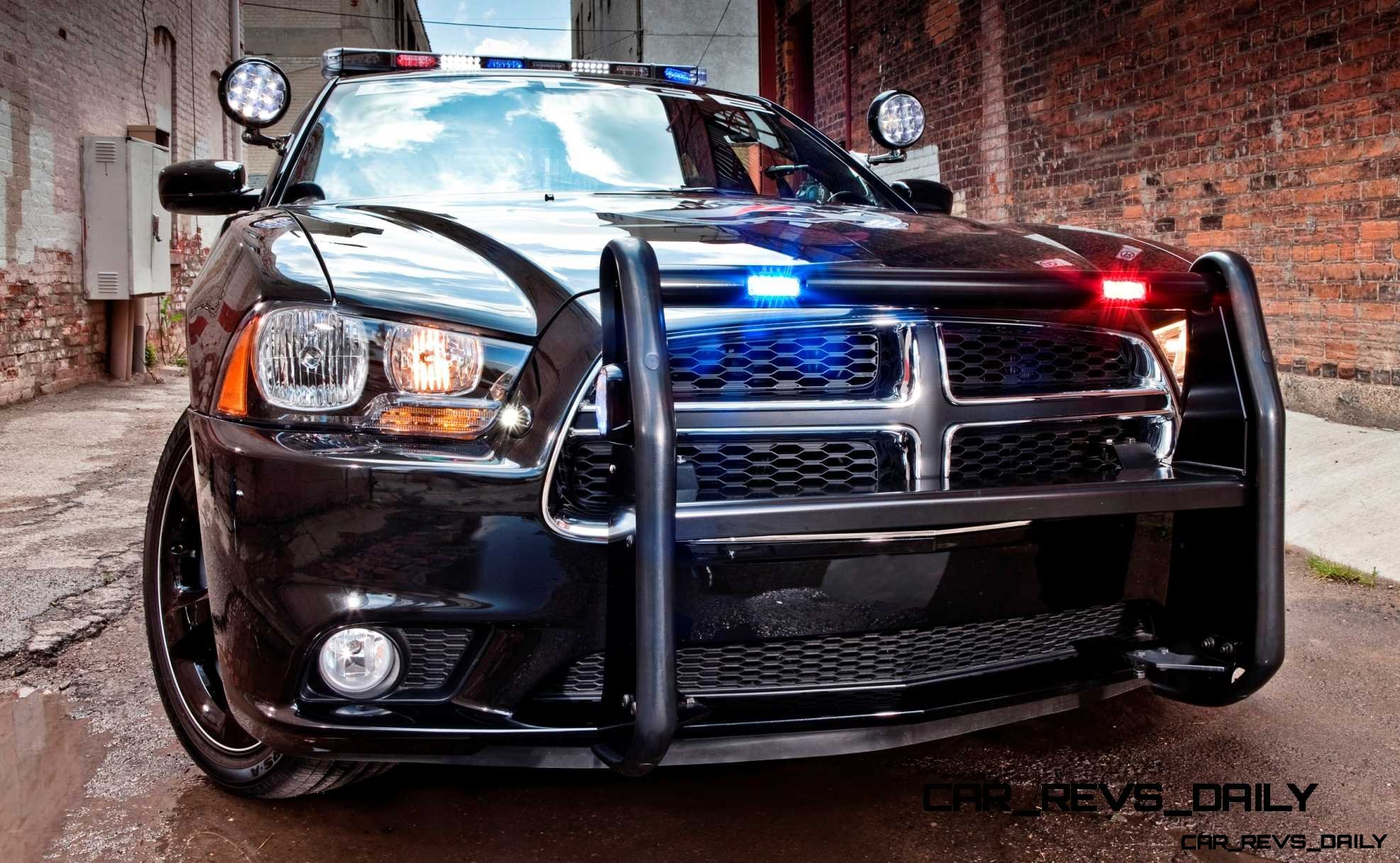 2015 Dodge Charger Pursuit Is Coolest Standard Issue