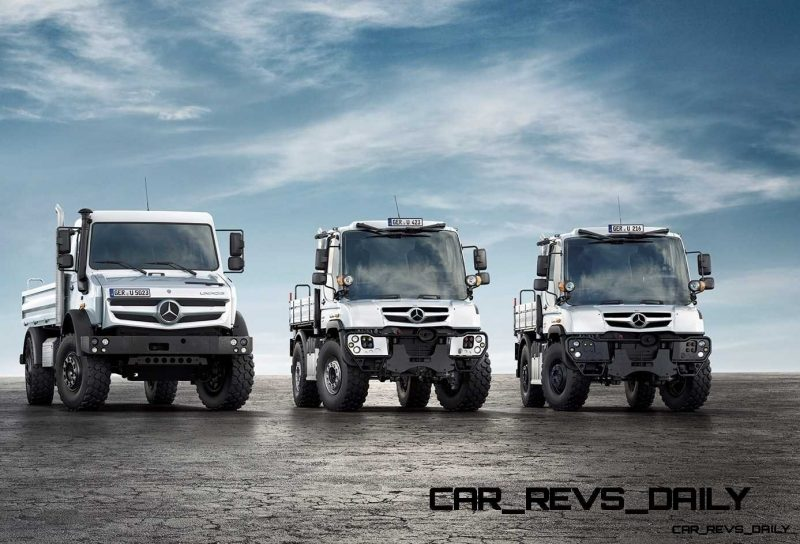 New Unimog U5023 - Review CarRevsDaily.com 15