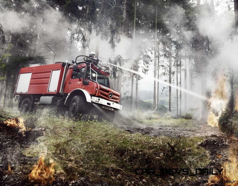 New Unimog U5023 - Review CarRevsDaily.com 30