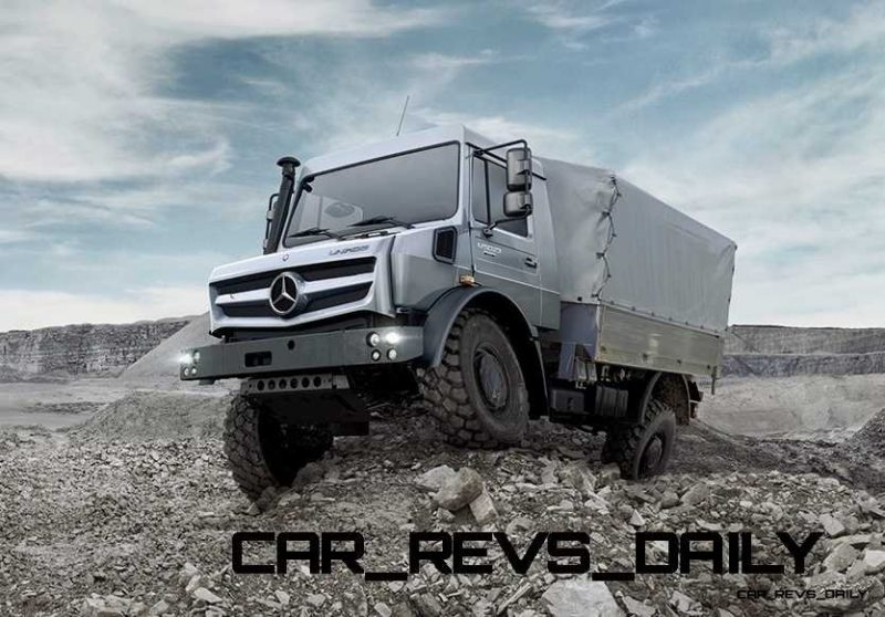 New Unimog U5023 - Review CarRevsDaily.com 32