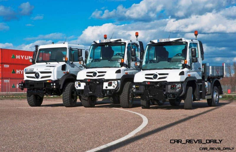 New Unimog U5023 - Review CarRevsDaily.com 51