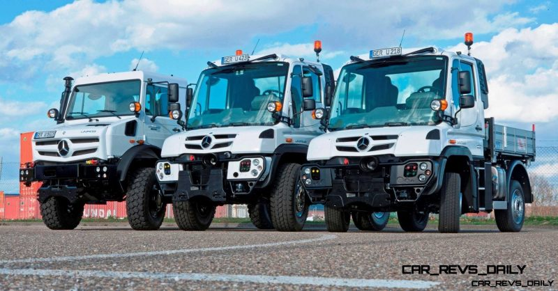 New Unimog U5023 - Review CarRevsDaily.com 52