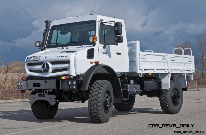 New Unimog U5023 - Review CarRevsDaily.com 53