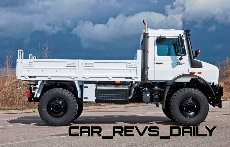 New Unimog U5023 - Review CarRevsDaily.com 55