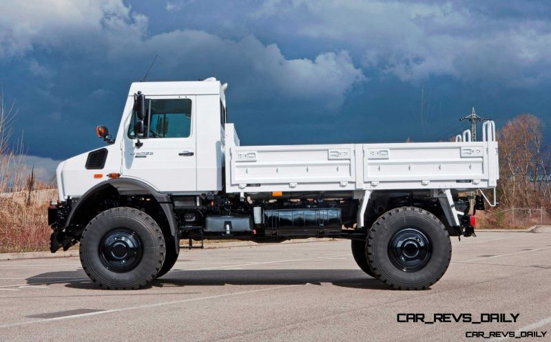 New Unimog U5023 - Review CarRevsDaily.com 56