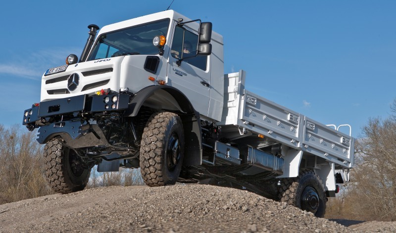 New Unimog U5023 - Review CarRevsDaily.com 59