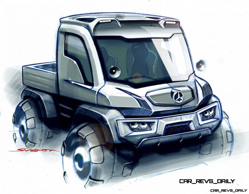 New Unimog U5023 - Review CarRevsDaily.com 63