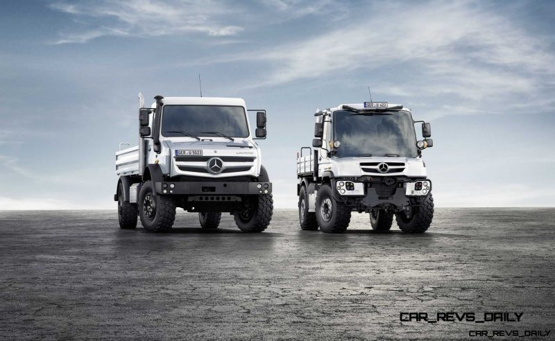 New Unimog U5023 - Review CarRevsDaily.com 70