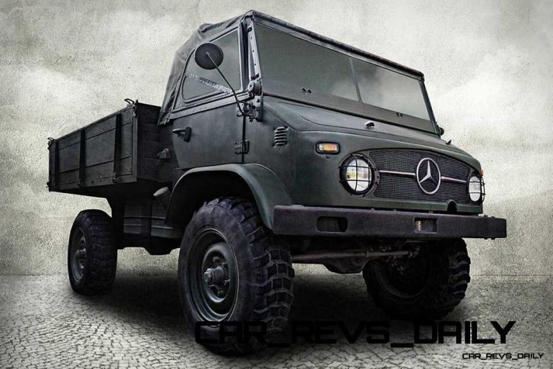New Unimog U5023 - Review CarRevsDaily.com 72