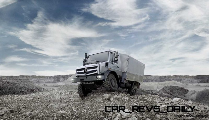 New Unimog U5023 - Review CarRevsDaily.com 73