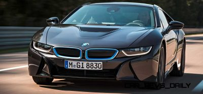 CarRevsDaily - BMW i8
