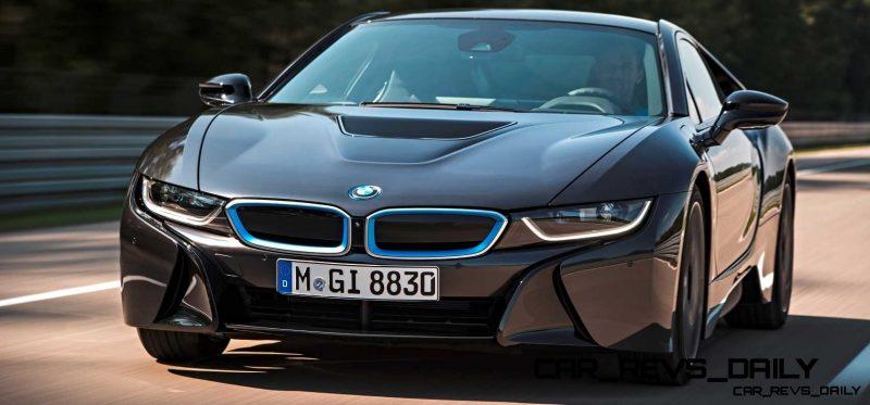 CarRevsDaily - BMW i8