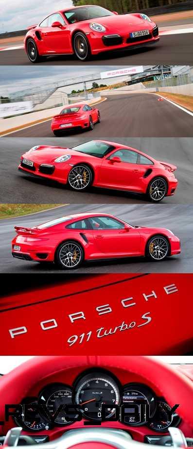 Porsche 911 Turbo S _17_-vert