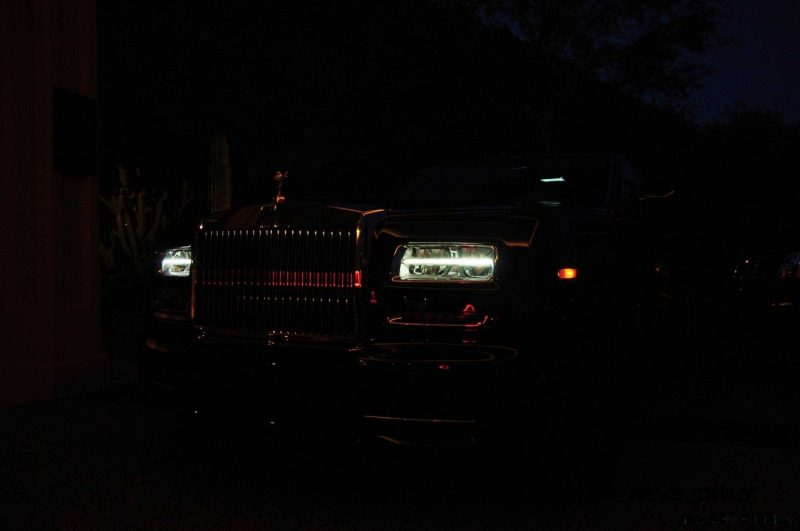 RR Phantom Series II LED Detail1