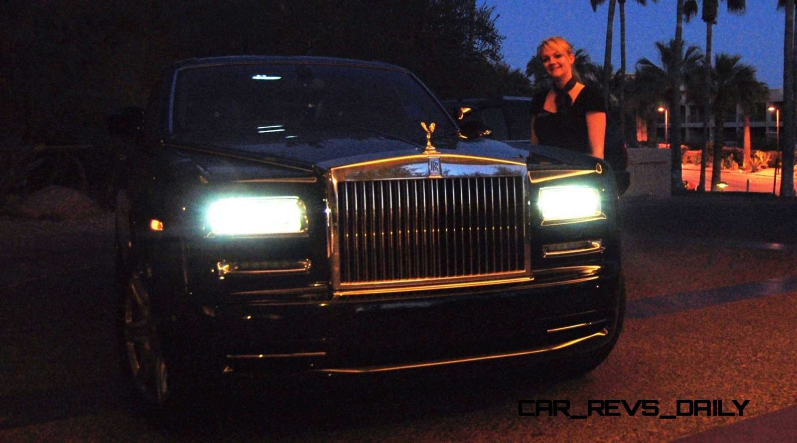 RR Phantom Series II LED Detail4