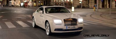 RR Wraith Carrara White Color Showcase CarRevsDaily11