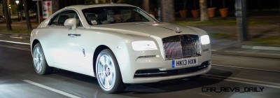 RR Wraith Carrara White Color Showcase CarRevsDaily13