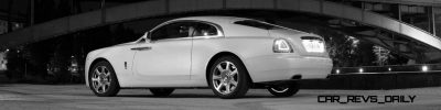 RR Wraith Carrara White Color Showcase CarRevsDaily22