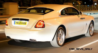 RR Wraith Carrara White Color Showcase CarRevsDaily27