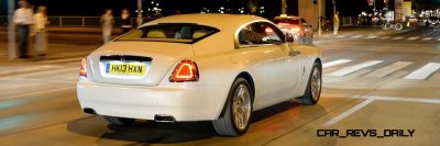 RR Wraith Carrara White Color Showcase CarRevsDaily28