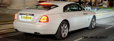 RR Wraith Carrara White Color Showcase CarRevsDaily29