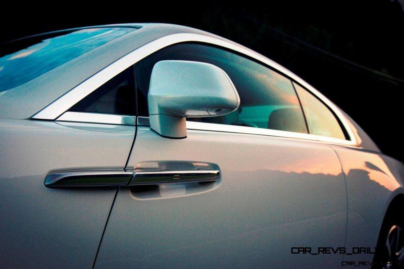 RR Wraith Carrara White Color Showcase CarRevsDaily32