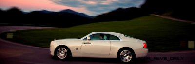 RR Wraith Carrara White Color Showcase CarRevsDaily33