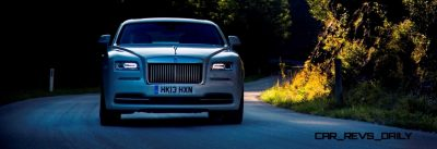 RR Wraith Carrara White Color Showcase CarRevsDaily5