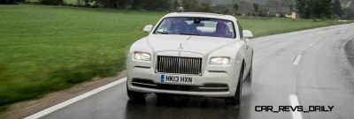 RR Wraith Carrara White Color Showcase CarRevsDaily63
