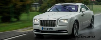 RR Wraith Carrara White Color Showcase CarRevsDaily64
