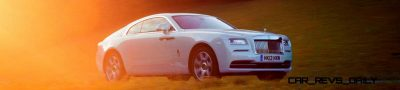 RR Wraith Carrara White Color Showcase CarRevsDaily7